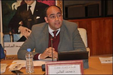 الدكتور محمد الغالي في تصريح لوكالة المغرب العربي للانباء حول بلاغ الديوان الملكي