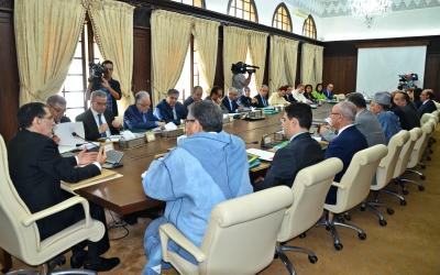 انعقاد الاجتماع الأسبوعي لمجلس الحكومة ليوم الخميس 22 يونيو 2017