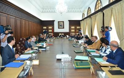 اجتماع مجلس الحكومة ليوم الخميس 6 يوليوز 2017