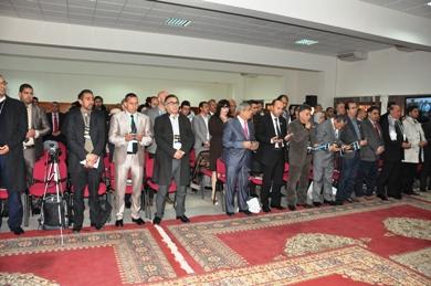 المنتدى الدولي للصحافة والإعلام بابن جرير في نسخته الثانية ...إبراز صورة المغرب في الصحافة الإفريقية والدولية .