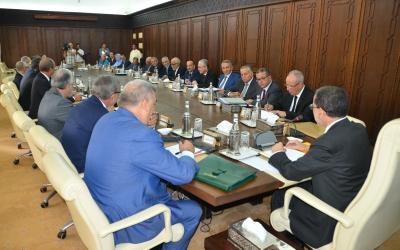 اجتماع مجلس الحكومة ليوم الخميس 19 اكتوبر2017