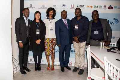 انعقاد اول مؤتمر اقتصادي وتجاري في إيطاليا حول افريقيا، والحقوقية بدران تدعو الحضور للاستثمار في المغرب.