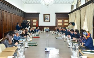 اجتماع مجلس الحكومة ليوم الخميس 23 نونبر2017