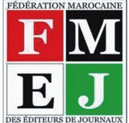 بلاغ للفيدرالية المغربية لناشري الصحف