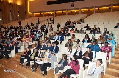 عامل إقليم الرحامنة يشرف على انطلاق أيام التسويق الحديث الدولية في دورتها 14 بابن جرير.