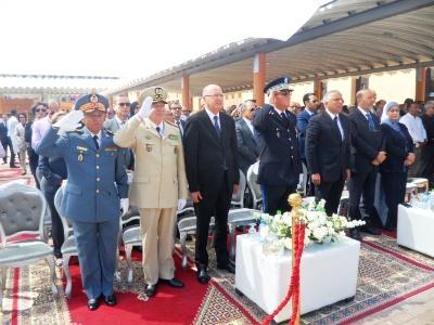 أسرة الأمن بمراكش تحتفل بالذكرى 62 لتأسيس الأمن الوطني