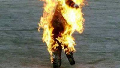 ظاهرة الحرق الذاتي بالمغرب تستهدف مستشارين بجماعات ترابية وعضو بالبرلمان .