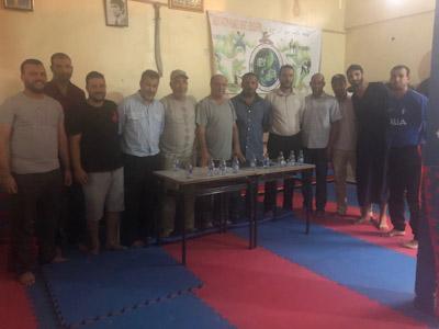 تأسيس اتحاد الجمعيات الرياضية بابن جرير واقليم الرحامنة وإنتخاب الحاج أبريك عبودي رئيسا