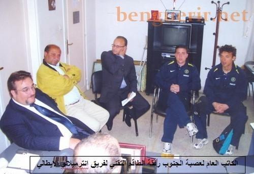 ابريك عبودي الكاتب العام لعصبة لجنوب
