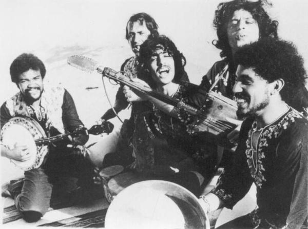 فرقة ناس الغيوان خرجت من رحم الفقر واستفادت من التراث