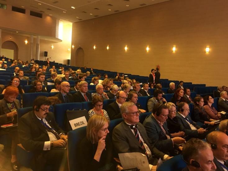 انطلاق فعاليات المؤتمر 61 للاتحاد الدولي للقضاة بمراكش .