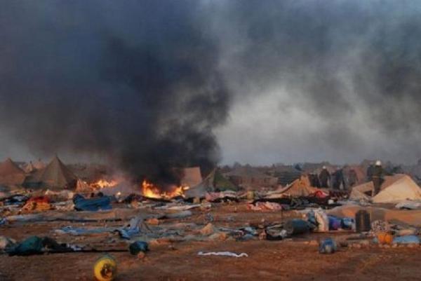 """توصيات لجنة تقصي الحقائق حول أحداث مخيم """"أكديم إزيك"""" العيون"""