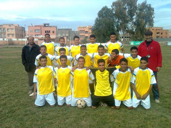 فريق الاتحاد الرياضي للبريكيين