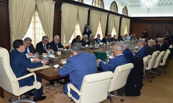 تقرير عن أشغال اجتماع مجلس الحكومة ليوم الخميس 22 نونبر 2018