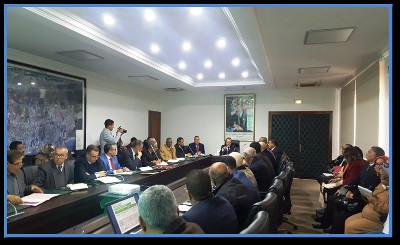 اللجنة الإقليمية للتنمية البشرية بعمالة الصخيرات تمارة...بلاغ صحفي