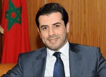 ياسر الزناكي وزير السياحة