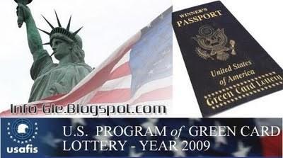 خطأ معلوماتي يلغي نتائج قرعة الهجرة لأمريكا 2012