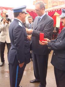 رجال و نساء الأمن بابن جرير يحتفلون بذكرى تأسيس الأمن الوطني