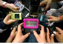 الهواتف النقالة جواسيس تطارد أصحابها