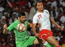 المغرب يفوز على الجزائر برباعية نظيفة