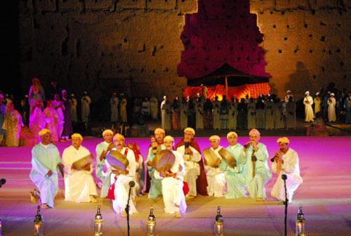 مراكش تستعد لاحتضان الدورة ال`46 للمهرجان الوطني للفنون الشعبية