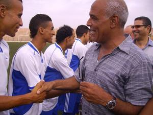 عودة النجم الرياضي المراكشي لكرة القدم إلى قسم الهواة