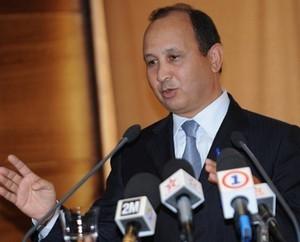 عبد السلام أحيزون الرئيس المدير العام لاتصالات المغرب