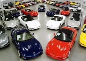 أثرياء الإمارات يقتنون سيارات فارهة بأكثر من7 مليارات دولار