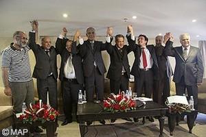الرباط : تشكيل تحالف يضم ثمانية أحزاب سياسية