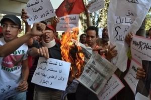 """وزير الداخلية يفتح تحقيقا في اعتداء البلطجية على """"أخبار اليوم"""""""