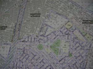 بلدية ابن جرير و مشروع تصميم التهيئة الجديد