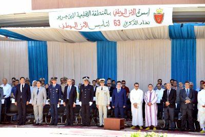 رجال ونساء الأمن بابن جرير يحتفلون بذكرى تأسيس الأمن الوطني