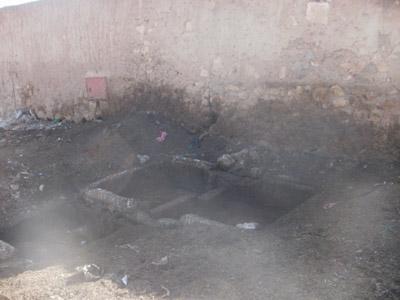 تفاقم الازبال سرطان يسري عبر كل احياء المدينة بعد الحراك الفاشل لكوموندو الأغلبية بالمجلس الحضري لابن جرير