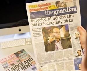"""صحيفة """"ذي غارديان"""" تفتح كواليسها أمام القراء"""