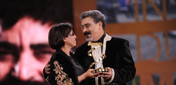 المهرجان الدولي للفيلم بمراكش يكرم الفنان محمد البسطاوي الوجه السينمائي المغربي بمواصفات عالمية