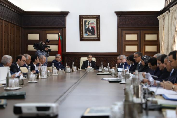 تقرير عن أشغال اجتماع مجلس الحكومة 4 يوليوز 2019