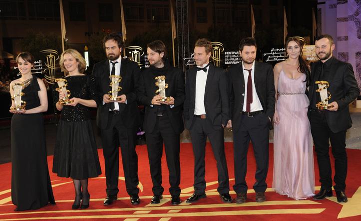 جوائز المهرجان الدولي للفيلم بمراكش