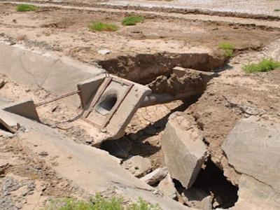 حادث مأساوي بورش للاشغال بالرحامنة يخلف ثلاثة ضحايا