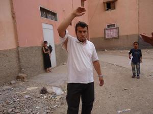 تأجيل قضية الاعتداء على ذ. هشام لمراني إلى يوم 14 فبراير  2012