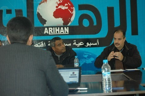 """أزمة 20 فبراير وتجاوزها بعد انسحاب العدليين في ندوة """"الرهان"""""""