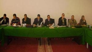المحكمة تدرج قضية الطعن في انتخاباب رئيس المجلس الحضري لابن جرير بالتأمل لجلسة 31/1/2012.