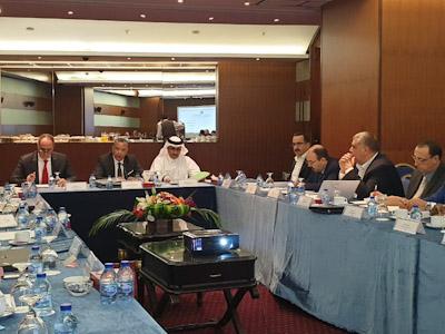 السيد عبد الرحيم الحافظي يترأس المجلس الإداري للاتحاد العربي للكهرباء ويراهن على وضع نموذج جديد لتطوير الاتحاد قبل نهاية السنة