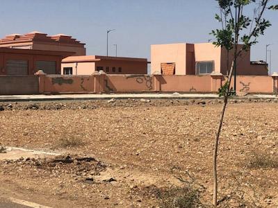 المشروع الملكي السوق الاسبوعي الجديد بابن جرير...... قنبلة موقوتة الموقع الحالي يهدد الساكنة في حياتها