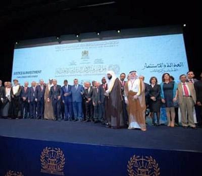نجاح ملموس لمؤتمر مراكش الدولي للعدالة في دورته الثانية