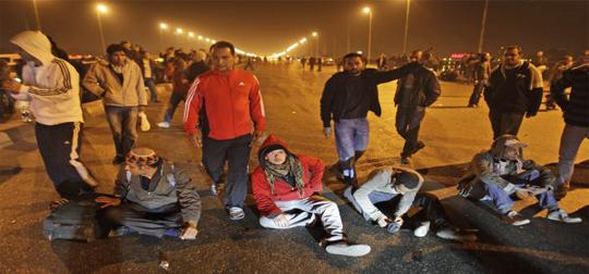 الفيلم الوثائقي والربيع العربي