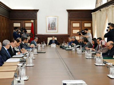 تقرير عن أشغال اجتماع مجلس الحكومة 27 فبراير 2020