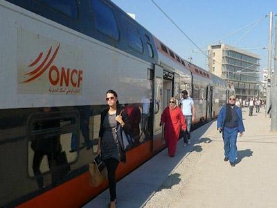 توقيف جميع القطارات من وإلى مختلف الاتجاهات ابتداء من يوم الاثنين 23 مارس 2020