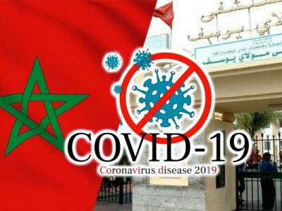 ارتفاع عدد إصابات فيروس كورونا بالمغرب إلى 122