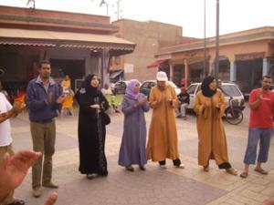 المعطلون بابن جرير يئسوا من الانتظار ... خرجوا من جديد للشارع للتعبير عن مطالبهم العادلة
