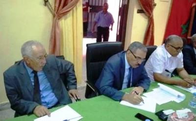 المجلس الإقليمي لأزيلال يخصص 430 مليون سنتيم لدعم الأسر المعوزة بالإقليم